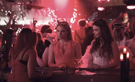 A Heretic Party - The Vampire Diaries Season 7 Episode 4