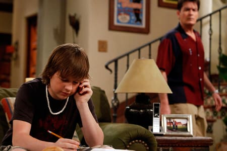 Jake Gets Math Homework