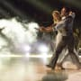 Tonya Harding and Sasha Farber - Dancing With the Stars: Athletes Season 26 Episode 1