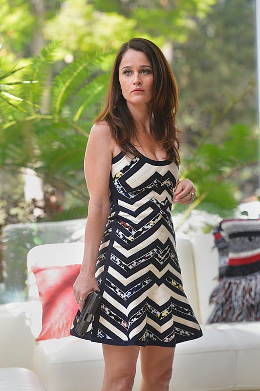 The Mentalist Review: The Irreplaceable Teresa Lisbon - TV