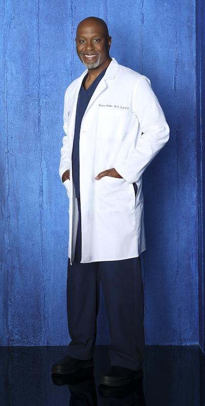 James Pickens Jr. as Dr. Richard Webber
