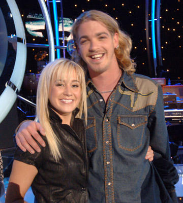 Bucky Covington, Kellie Pickler