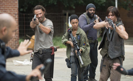 The Walking Dead Season 5: What's Ahead?