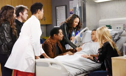 Days of Our Lives Review: Theo Wakes Up