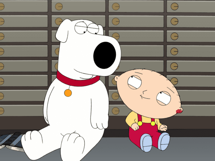 Family guy review brian and stewie tv fanatic altavistaventures Choice Image