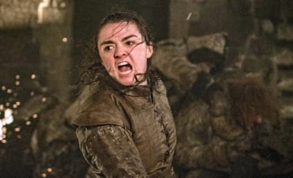 Game of Thrones' Maisie Williams Reacts to That Huge Arya Twist