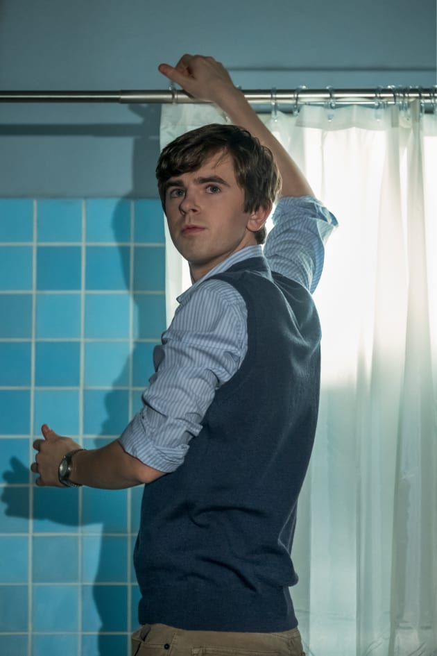 A New Discovery - Bates Motel