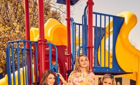 Teachers on the Playground