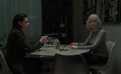 Mira on the Loose - Counterpart Season 2 Episode 2
