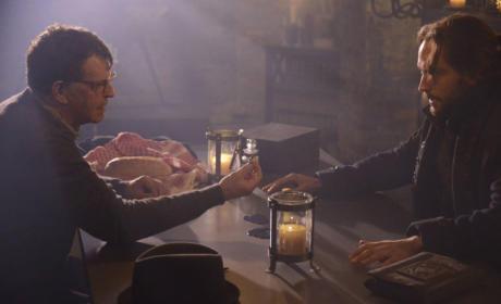John Noble as Henry Parrish