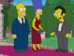 Artie Ziff's Wedding - The Simpsons