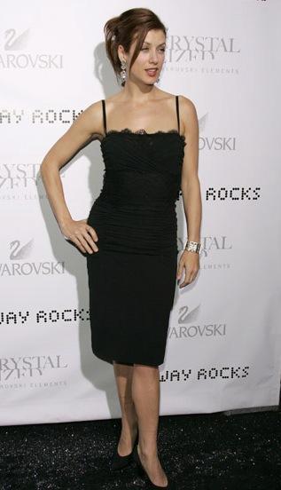Glamorous Kate Walsh