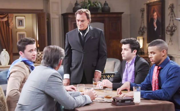 An Elegant Bachelor Party - Days of Our Lives