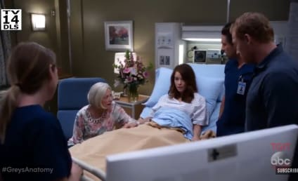 Grey's Anatomy Promo: Retract the Claws, Amelia!
