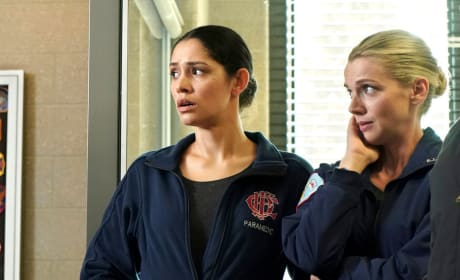 Appreciating the View - Chicago Fire Season 6 Episode 9