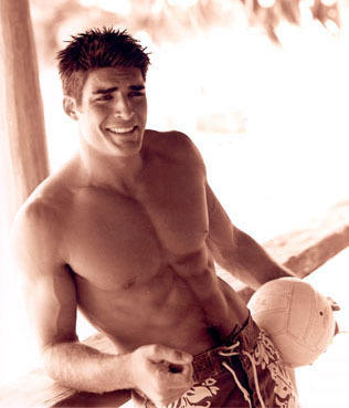 Galen Gering Shirtless