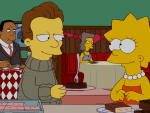 Michael Cera on The Simpsons