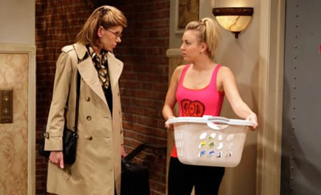 Mrs. Hofstadter and Penny