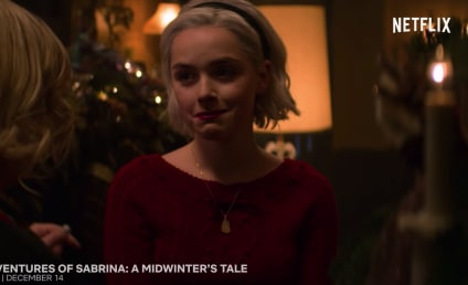 Chilling Adventures of Sabrina Gets Christmas Special at Netflix!