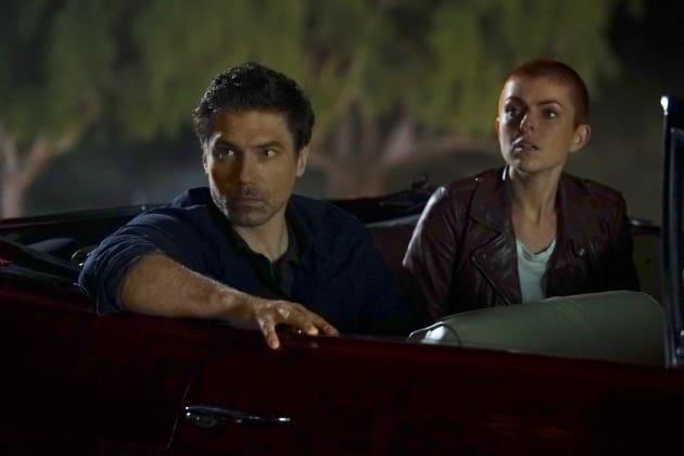 A Marvelous Power Couple - Marvel's Inhumans Season 1 Episode 6