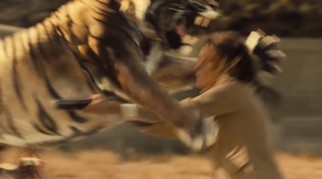 Survival is Hard - Westworld Season 2 Episode 3