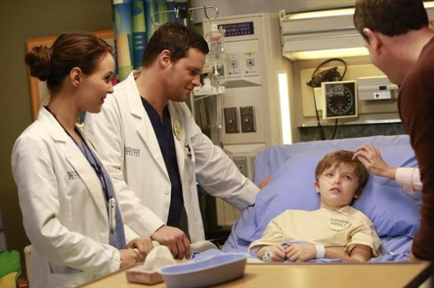 Alex, Jo and Patient