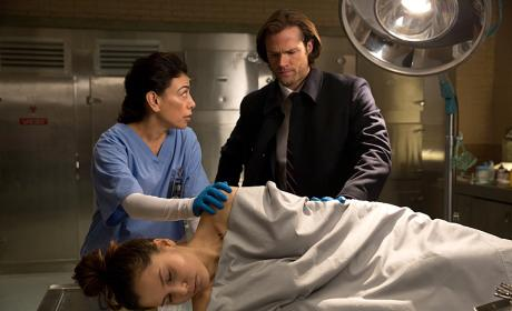 Time to investigate - Supernatural Season 11 Episode 13