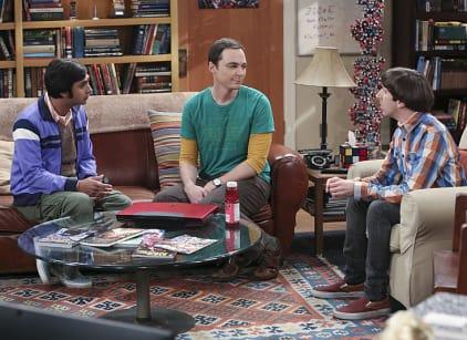 Watch The Big Bang Theory Season 9 Episode 8 Online