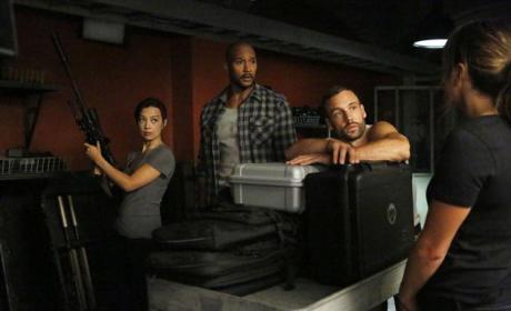 Grade Agents of S.H.I.E.L.D. Season 2 Midseason