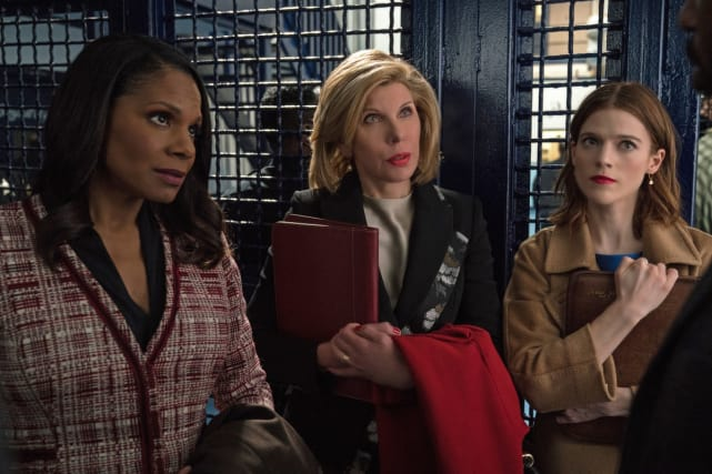 The Good Fight - CBS All Access