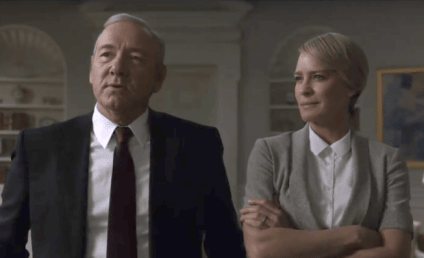 House Of Cards Season 5: FIRST LOOK!