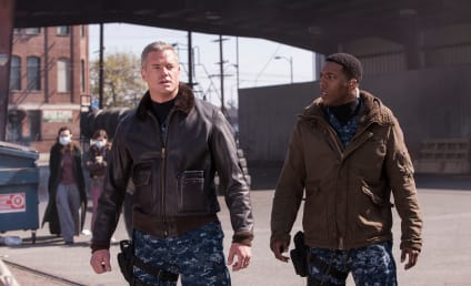 The Last Ship Review: Dangerous New World