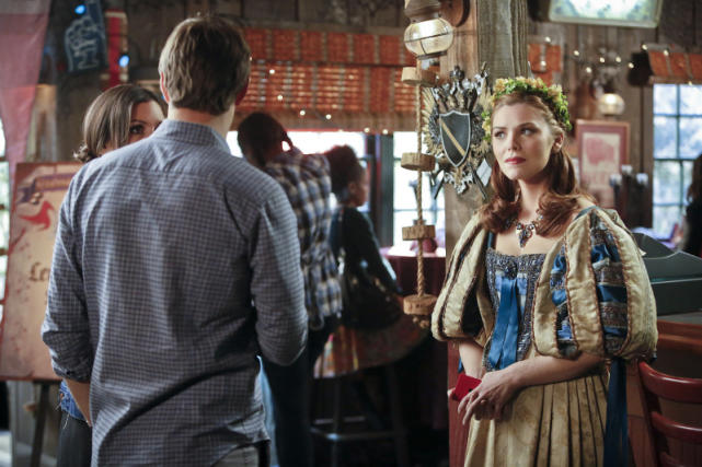 Annabeth's Dress