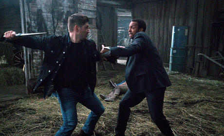 Dean Attacks - Supernatural Season 10 Episode 20