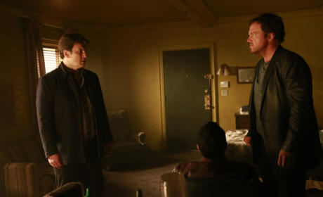 Things Get Tense - Castle Season 8 Episode 6