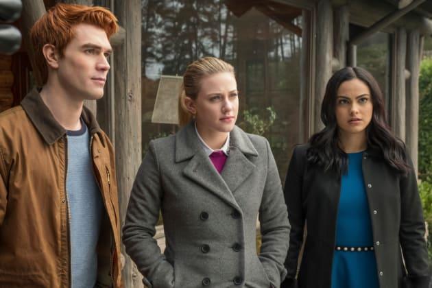The Original Love Triangle - Riverdale Season 2 Episode 14