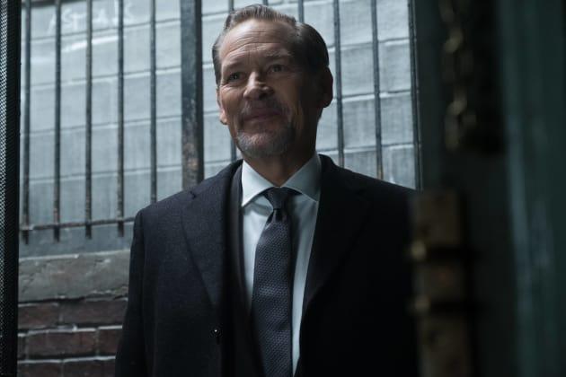 Uncle Frank - Gotham Season 3 Episode 14