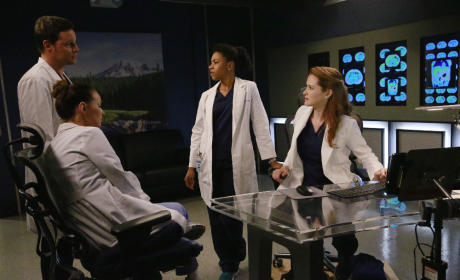 Group Chat - Grey's Anatomy Season 11 Episode 20