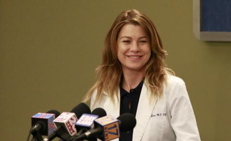 All Smiles - Grey's Anatomy Season 13 Episode 21
