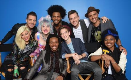 Idol Top 9 - American Idol