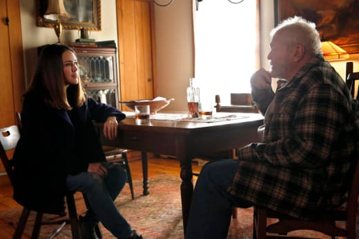 Liz and Dom - The Blacklist Season 5 Episode 13