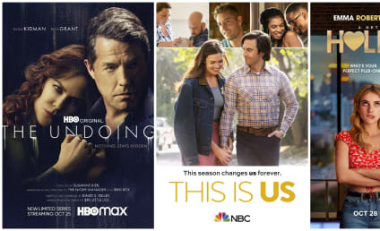 What to Watch: The Undoing, This Is Us, Christmas Movies Galore!