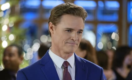 Dylan Neal Teases Christmas She Wrote, Writing for Hallmark & Holiday Plans