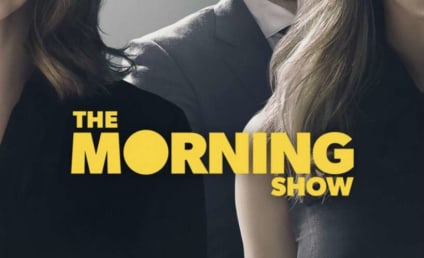 The Morning Show Reminds Us That it's Okay to Cry