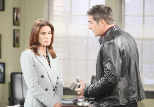 Rafe and Hope Break Up - Days of Our Lives