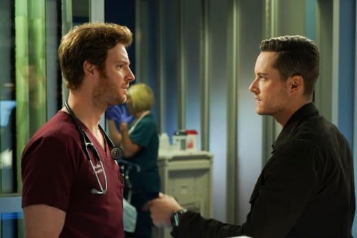 Tough Decisions - Chicago Med Season 4 Episode 2