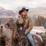 Circling the Wagons - Yellowstone