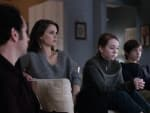 A TV Premiere - The Americans