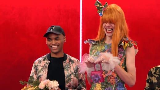 Camouflage Mini Challenge - RuPaul's Drag Race Season 13 Episode 6