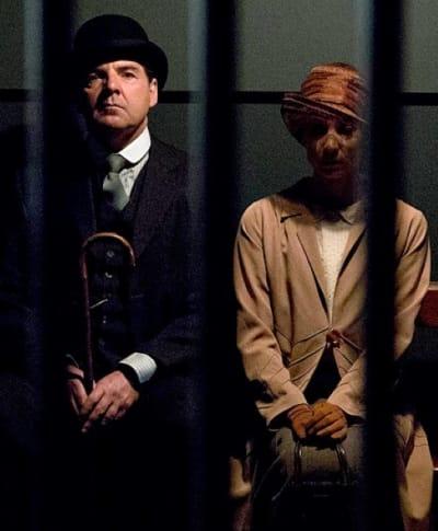 Bates Behind Bars - Downton Abbey